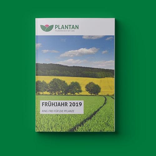 Frühjahr 2019 - Plantan
