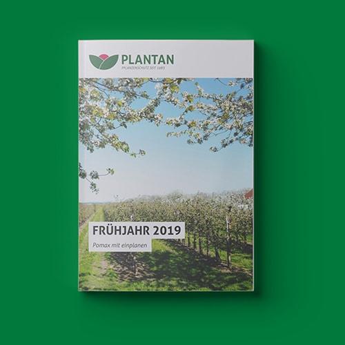 Obst Frühjahr 2019 - Plantan