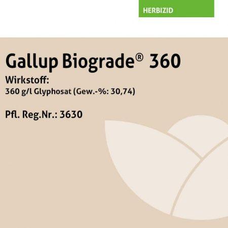 Gallup Biograde® 360