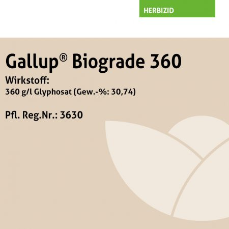 Gallup® Biograde 360