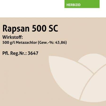 Rapsan® 500 SC