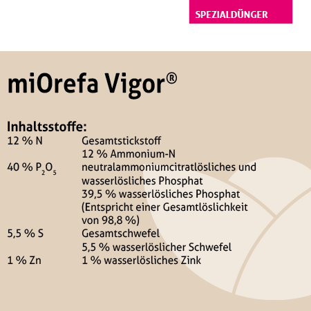 miOrefa Vigor®