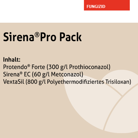 Sirena®Pro Pack